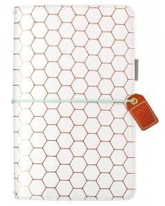 Copper Hexagon Traveler