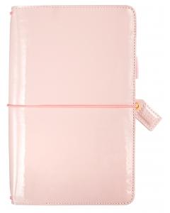 Patent Petal Pink Travelers