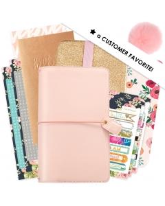 Plan-Anytime Traveler Bundle - Pink