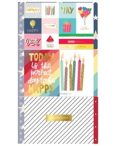 Sticker & Journaling Kit - Celebrate