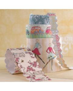 Trendsetter Fabric Ribbon