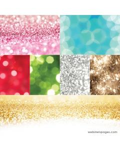 Glitter Vellum