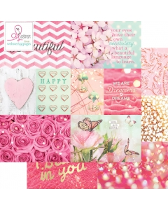 Beautiful Chic Storyteller Card Sheet II