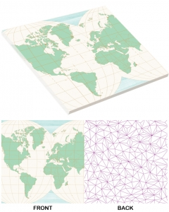 25-pc World View PaperStack