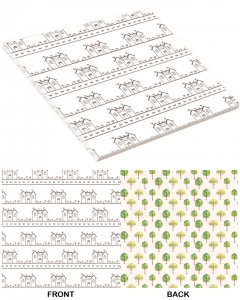 25-pc Heart & Home PaperStack