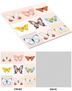 25-pc Butterfly PaperStack