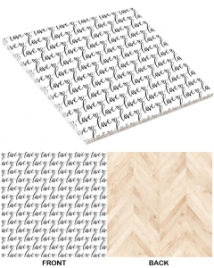 25-pc Love PaperStack