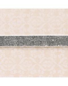 Velvet Silver Sparkle