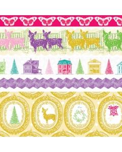 Winter Fairy Tales Fabric Ribbon