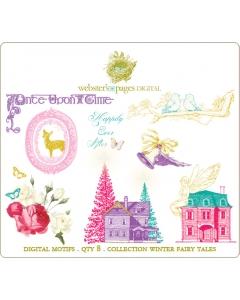 Winter Fairy Tales Designs Digi Motifs
