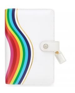 Rainbow Personal Binder