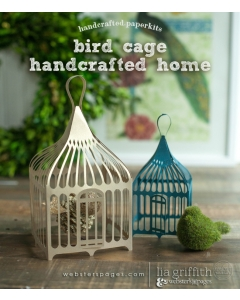 Handcrafted Home: Birdcage