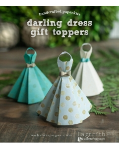 Handcrafted Toppers: Dresses