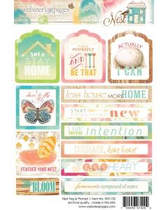 Nest Tag & Prompt Sticker