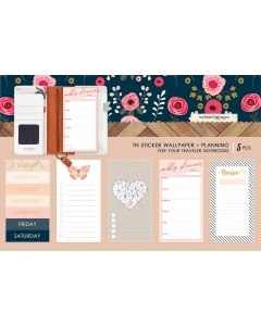 TN Sticker Wallpaper - Planning (Love)
