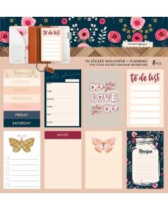 Pocket TN Sticker Wallpaper - Planning (Love)