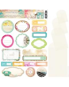 Nest Memory Pockets & Labels