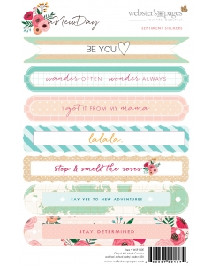 ND Sentiments Stickers