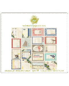 Yacht Club Digi Journaling Cards