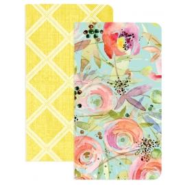 TGL Traveler Notebooks - Trellis&Flowers