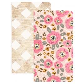 MHP Traveler Notebooks - Flower&Wood