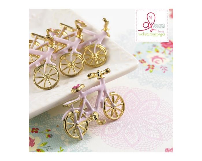 5-pc Charm: Bike