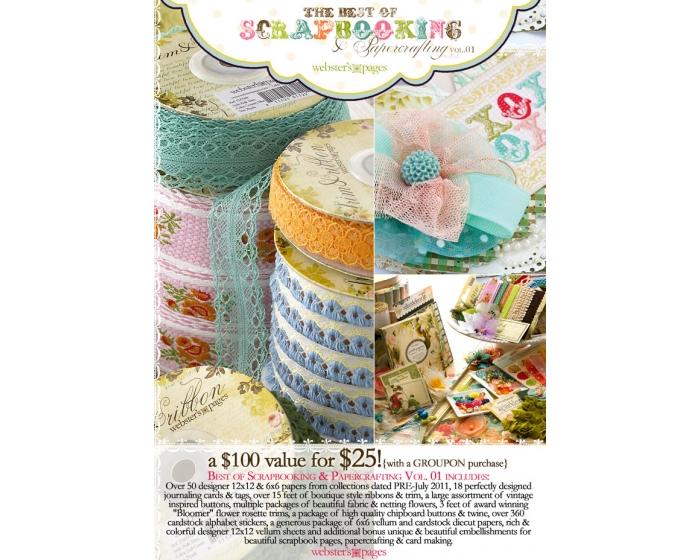 Best of Scrapbooking & Papercrafting Vol.01
