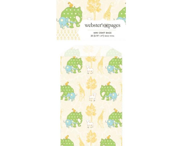 Bulk Mini Bag Small Elephants
