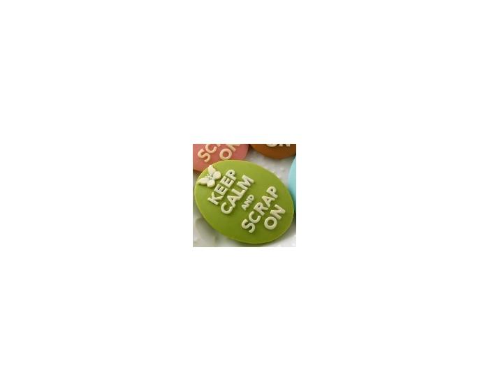 Cameo Bulk Pack- Scrap On Green
