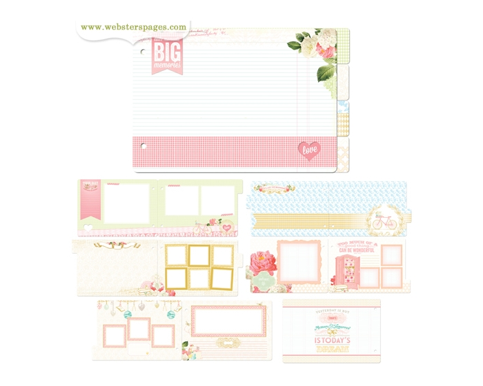 Chipboard Book- Growing up Girl