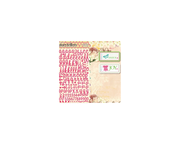 Collection Kit - Winter Fairy Tales