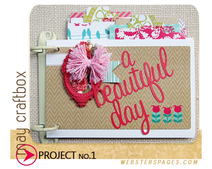 craftbox may No.1 Project Download