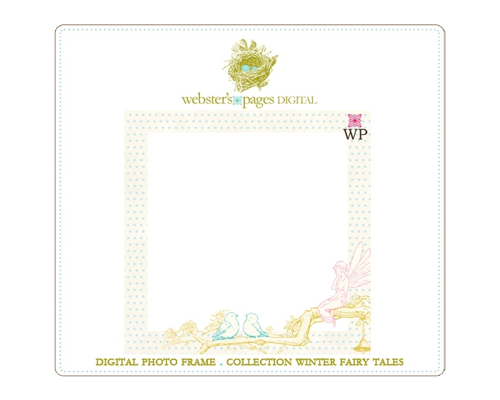 Digi Photo Frame Winter Fairy Tales 5