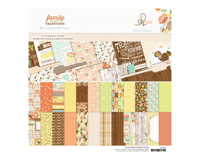 Family Traditions Collection Pack