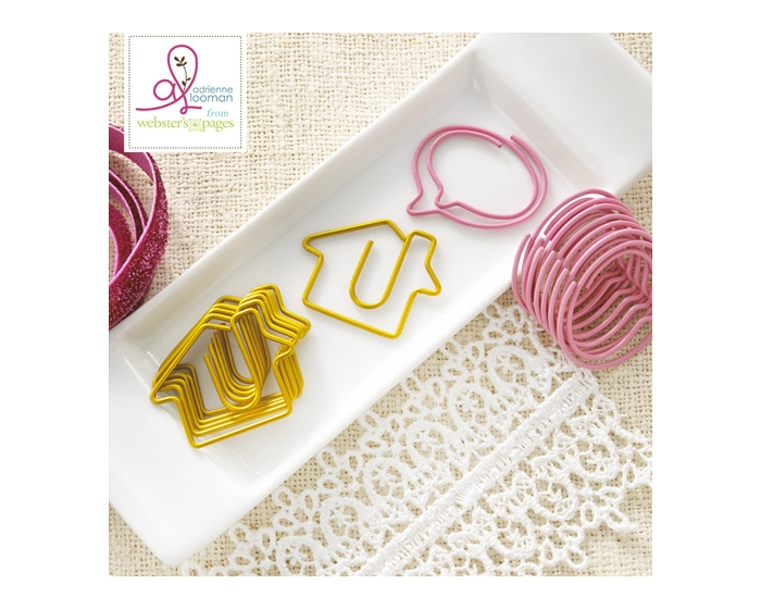 House&Bubble Paperclips