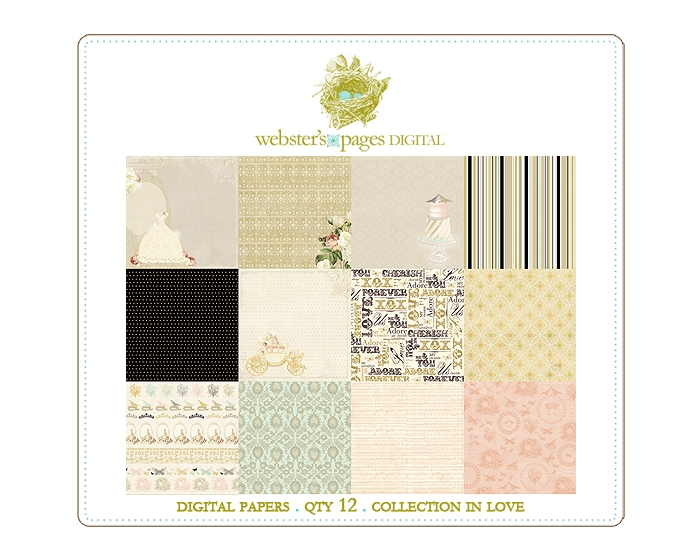 In Love Papers Digi