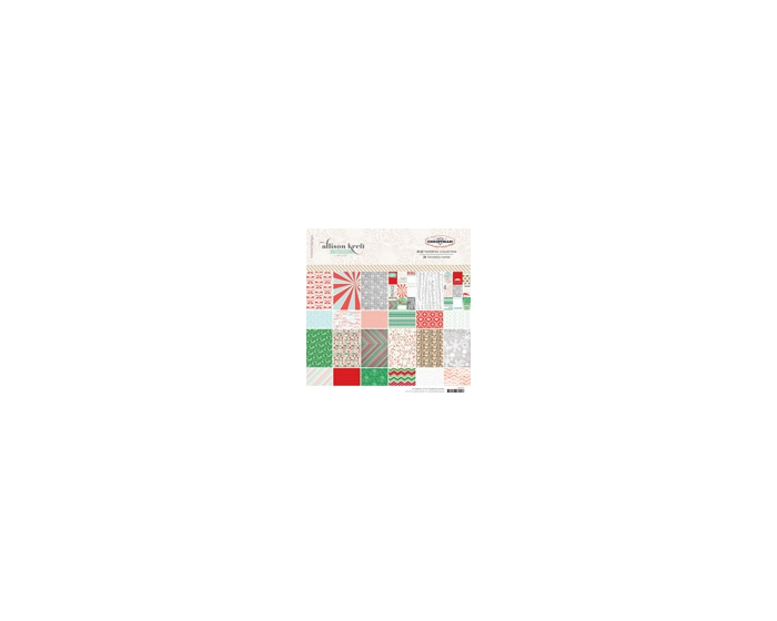 It's Christmas 12x12 Collection Pad
