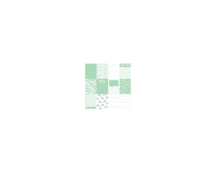 Love Cards- Mint Overlay