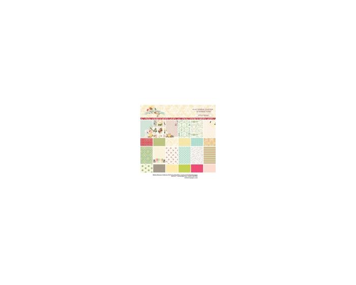 Modern Romance 12x12 Collection Pad