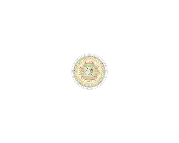 MR Circle Rings Sticker