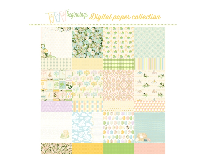 NB digital paper collection
