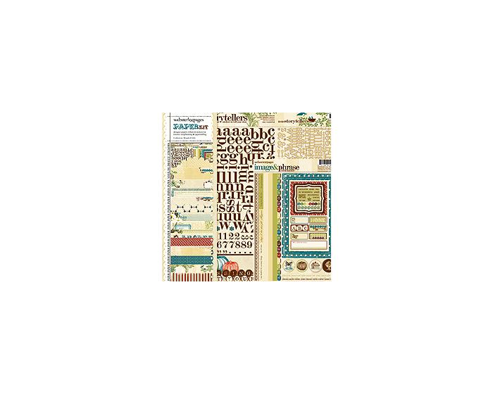 Paper Kit - Wonderfall