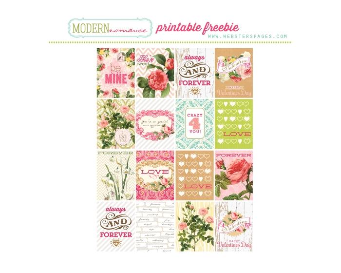 Printable Valentines Cards