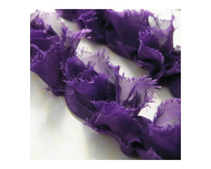 Purple Bloomer 7.5yd Roll
