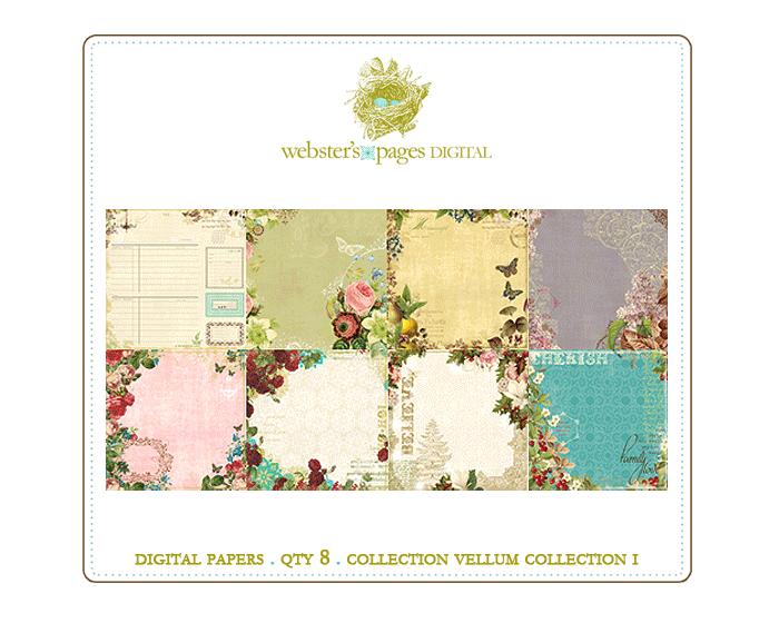 Vellum Paper Designs Digi