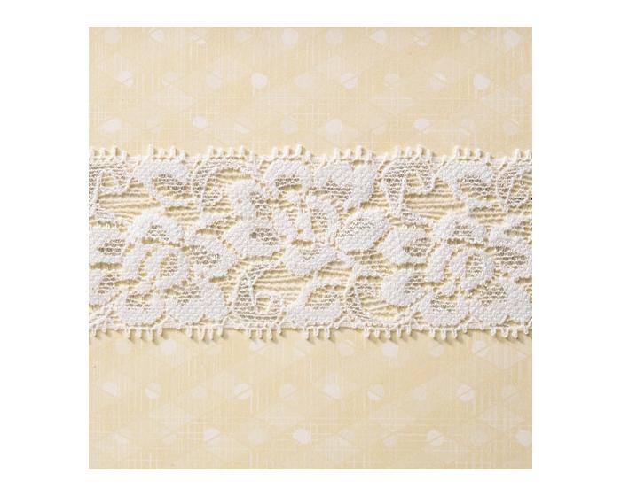 White Linen Trim
