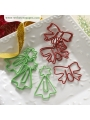 Bow & Tree Paperclips