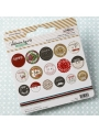 It's Christmas: Buttons & Twine