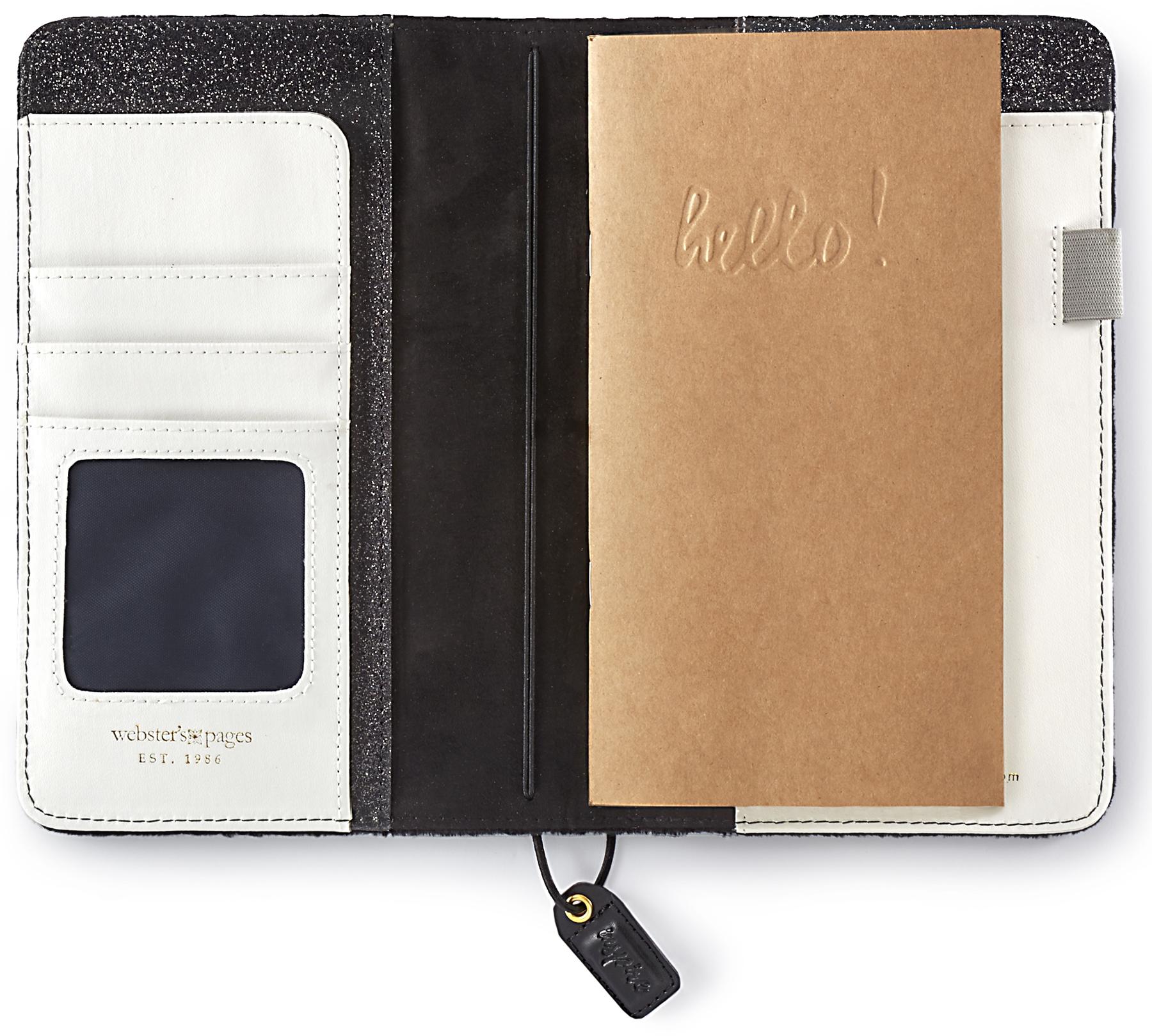 Webster's Pages Traveler Notebook
