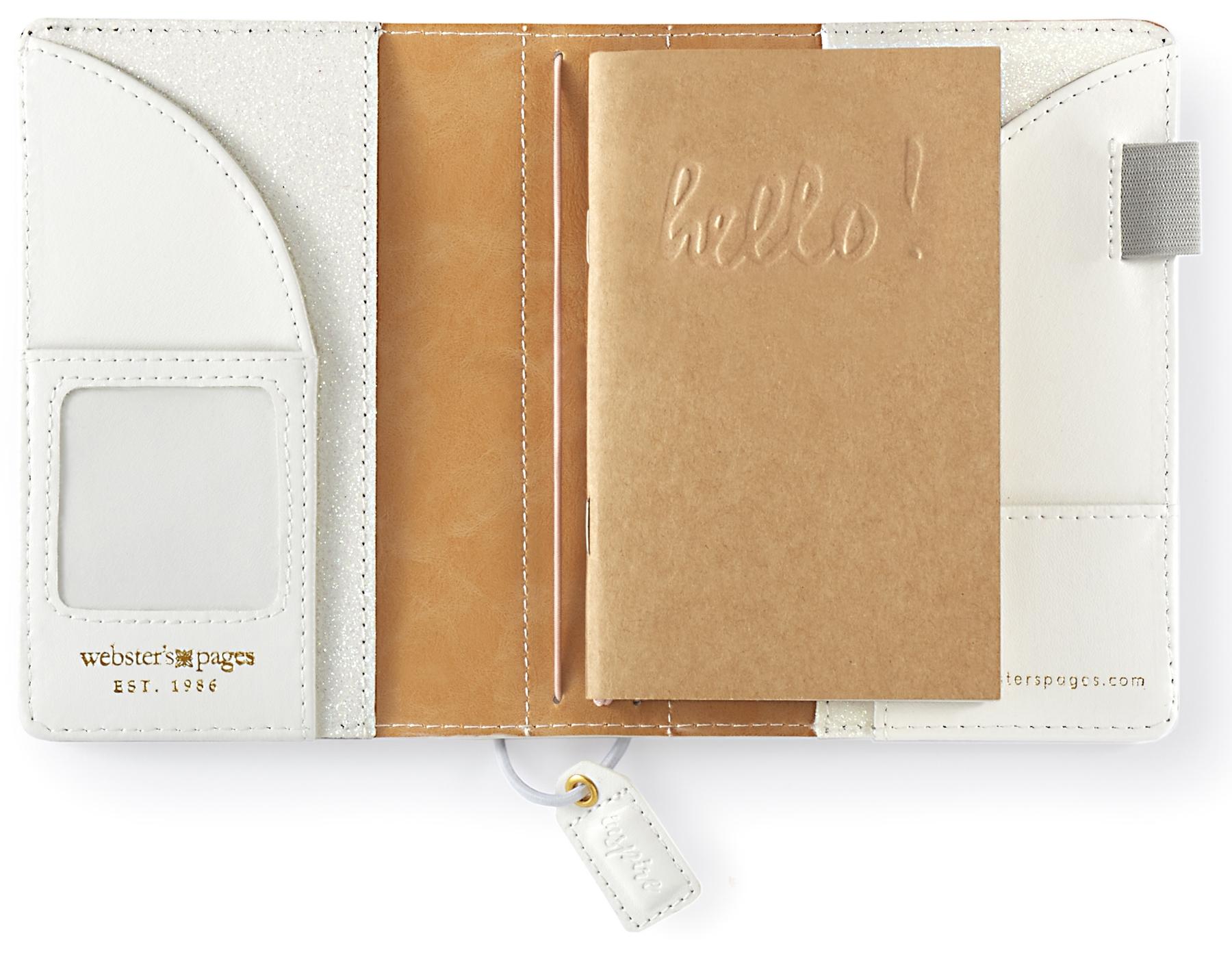 Webster's Pages Pocket Traveler Notebook
